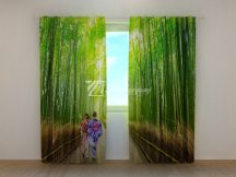 Arashiyamai bambusz erdő