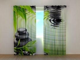 Bambusz és víz