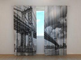 Fekete és fehér híd
