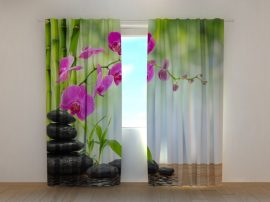 Karmazsin orchideák