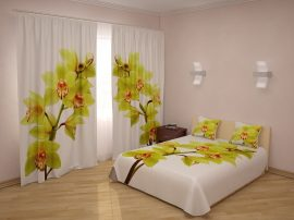 Viágoszöld orchidea