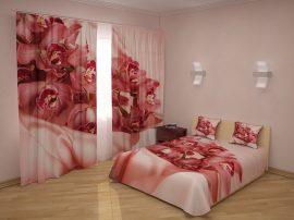 Vörös orchideák