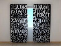A ház családi szabályai