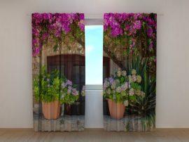 Virágok kaspóban