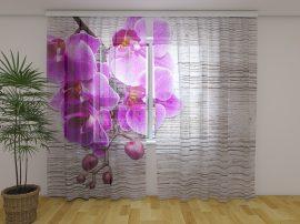 Orchideák és fa 2