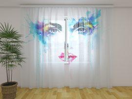 Akvarell szemek