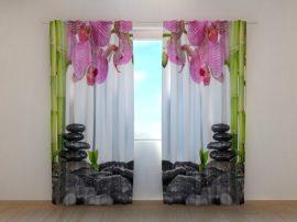 Orchideák és bambusz