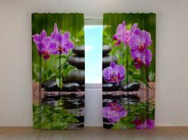 Orchideák a kertben