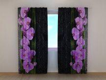 Orchideák a feketén