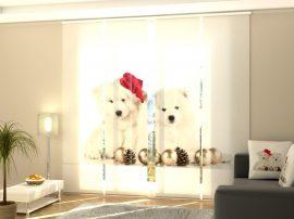 Karácsonyi kiskutyák
