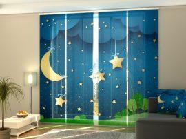 Hold és csillagok