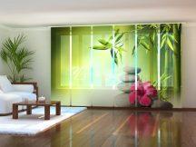 Bambusz levelek