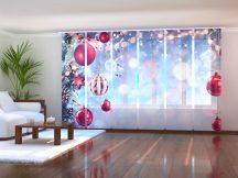 Gyönyörű karácsonyfadíszek