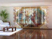 Freskó  Szent Péter templomban