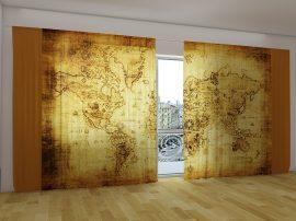 Az óvilág térképe