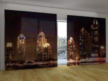 Dubai látképe