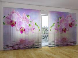 Mályvaszínű orchideák