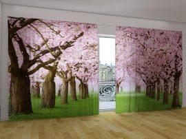 Rózsaszín fák