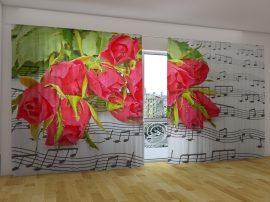 Rózsák és hangjegyek