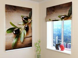 Fekete olívák