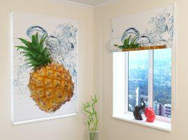 Friss ananász