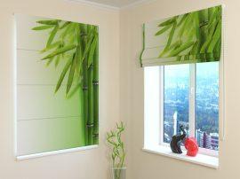 Zöld bambusz 2