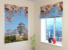 Japán Himeji kastély