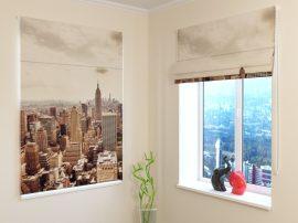 Manhattani kilátás