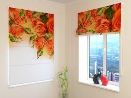 Narancssárga rózsák