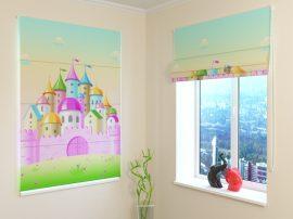 Rózsaszín kastély