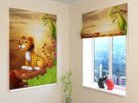 Tigris és nap