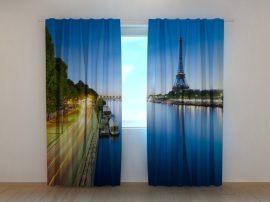 Az ég az Eiffel Torony fölött