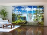 6 paneles lapfüggöny